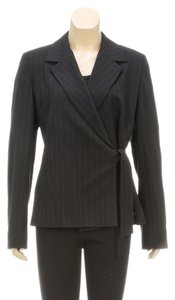 Max Mara Black Womens Jean Jacket