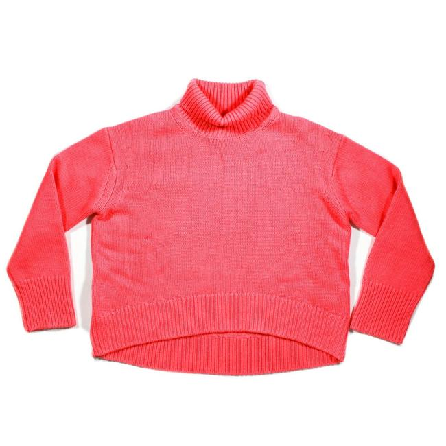 Item - Rare Cashmere Turtleneck Phoebe Philo Us Small Coral Pink Sweater