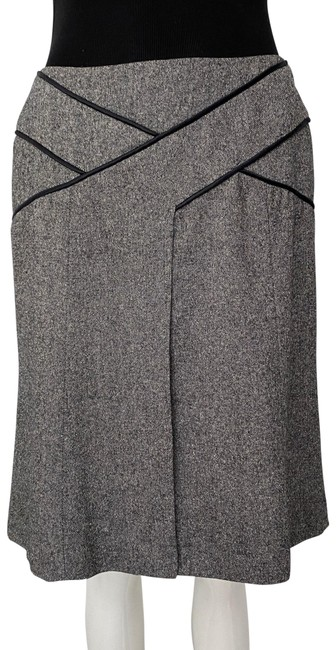 Item - Gray A Line Skirt Size 0 (XS, 25)