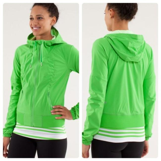 Item - Frond Green Street To Studio Activewear Outerwear Size 6 (S)