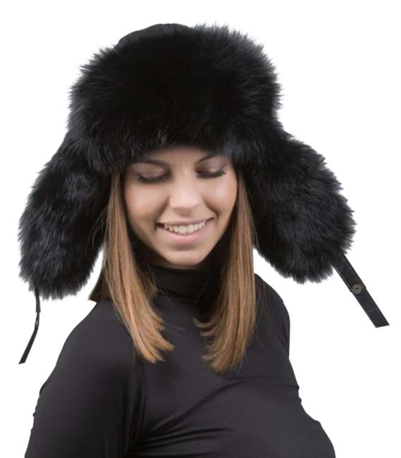 Item - Black Russian Fur Hat