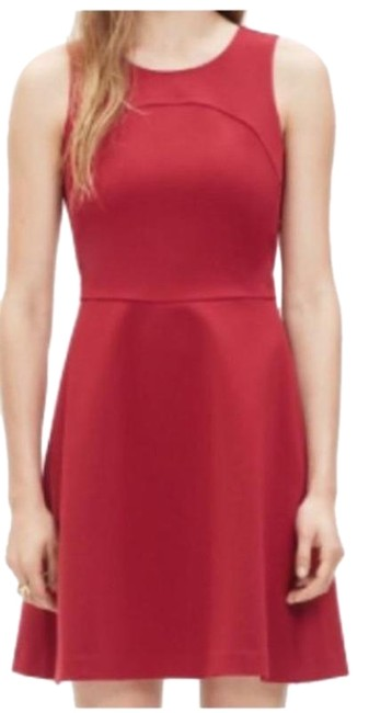 Item - Wine Red Adore Short Casual Dress Size 00 (XXS)