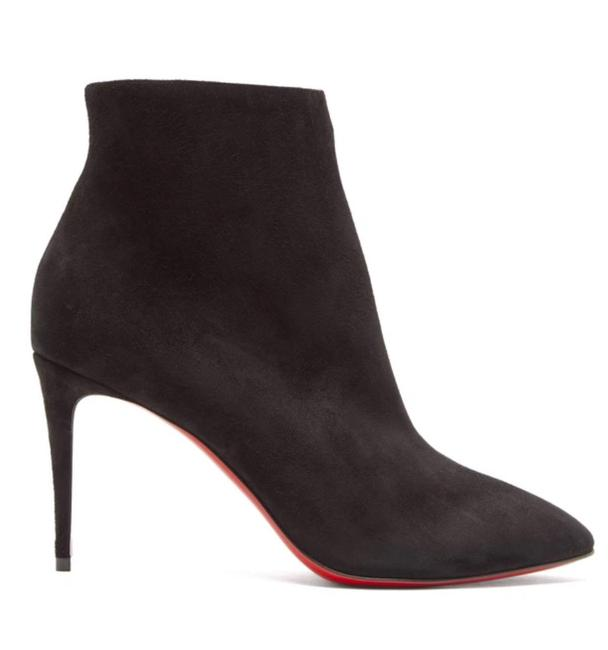 Item - Brown Eloise Arabica Suede Classic 85mm Stiletto Boots/Booties Size EU 37 (Approx. US 7) Regular (M, B)
