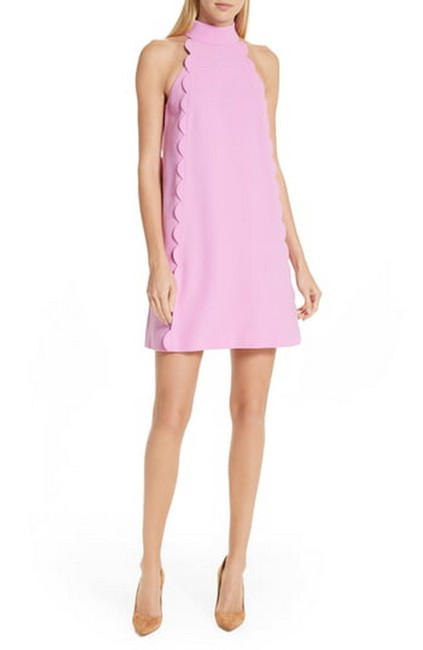 Item - Pink London Torrii High Neck Tunic Short Night Out Dress Size 12 (L)