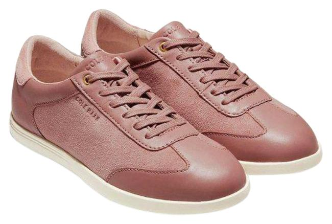 Item - Pink Rose Suede Leather Grand Crosscourt 8b Sneakers Size US 8 Regular (M, B)
