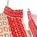 Tory Burch Coral Pink No Short Casual Dress Size 4 (S) Tory Burch Coral Pink No Short Casual Dress Size 4 (S) Image 3