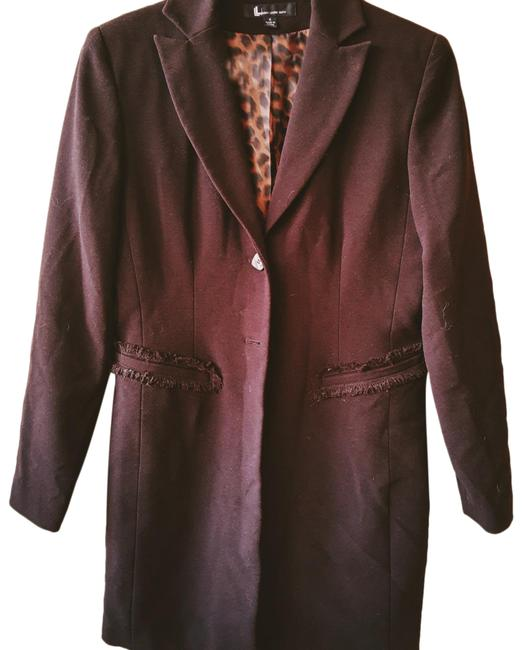 Item - Brown Unknown Coat Size 4 (S)