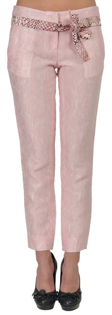 Preload https://item1.tradesy.com/images/just-cavalli-pink-v-1075-trousers-size-4-s-27-2845945-0-0.jpg?width=400&height=650