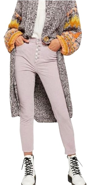 Item - Frosted Lilac Corduroy Pants Size 12 (L, 32, 33)