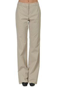 Hugo Boss Straight Pants Ivory