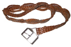 Tommy Bahama Tommy Bahama soft woven leather belt