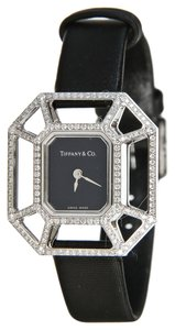Tiffany & Co. Tiffany & Co. 18k Gold and Diamond Paloma Puzzle Watch