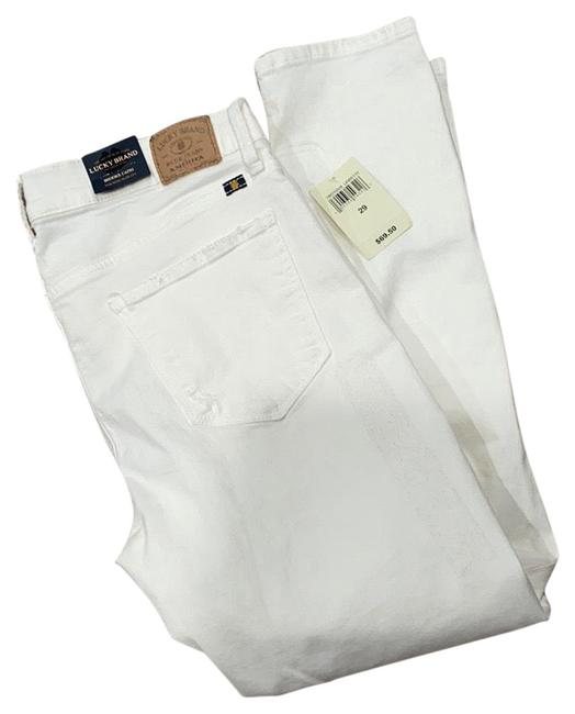 Item - White Brooke Capri Mid Rise Slim Relaxed Fit Jeans Size 8 (M, 29, 30)