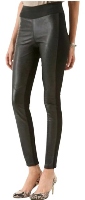 Item - Black Paloma Vegan Leather Leggings Size 12 (L, 32, 33)