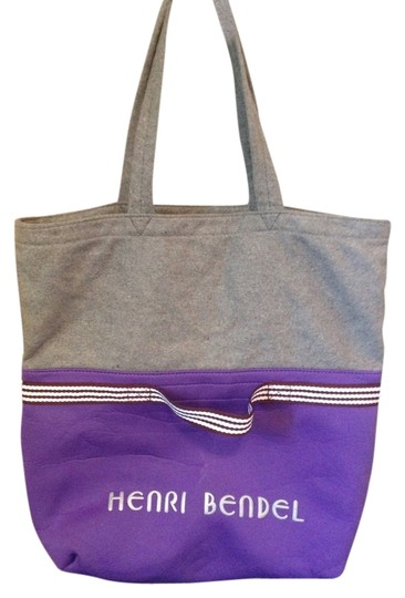 Preload https://item5.tradesy.com/images/henri-bendel-grey-purple-different-tote-2846329-0-0.jpg?width=440&height=440