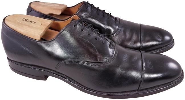 Item - Black Park Avenue Man Captoe Oxfords B Formal Shoes Size US 11 Narrow (Aa, N)