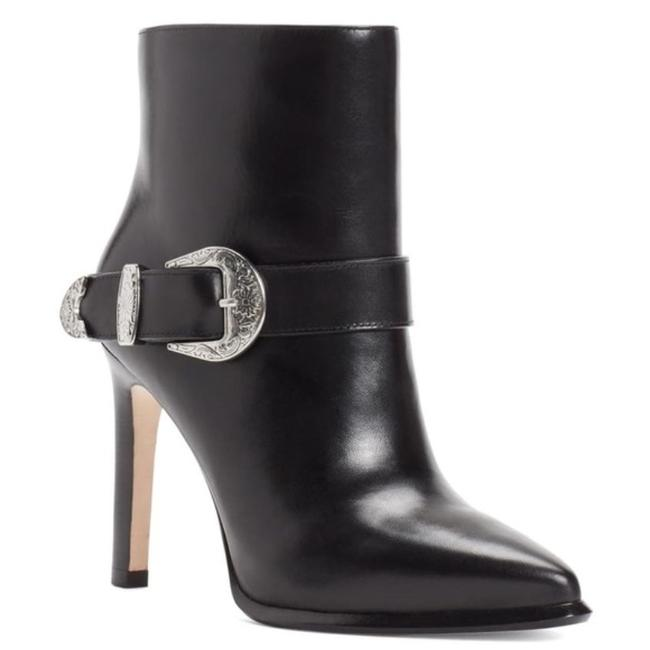 Item - Silver Black Holly Boots/Booties Size US 10 Regular (M, B)
