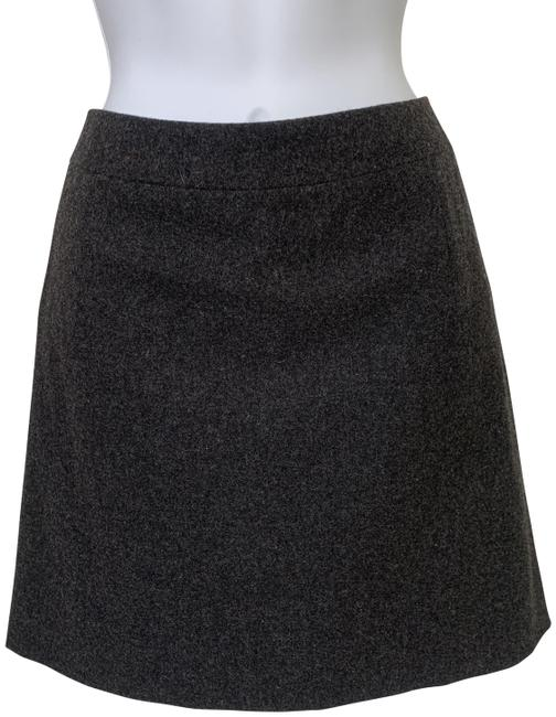 Item - Charcoal Grey Winter Street Style Skirt Size 10 (M, 31)