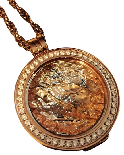 Carlo Biagi Carlo Biagi Rose Gold Necklace
