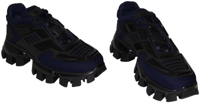 Item - Black and Navy Cloudbust Thunder Sneakers Size EU 37 (Approx. US 7) Regular (M, B)