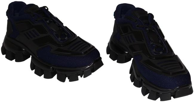 Item - Black and Navy Cloudbust Thunder Sneakers Size EU 37.5 (Approx. US 7.5) Regular (M, B)