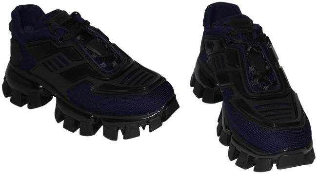 Item - Black and Navy Cloudbust Thunder Sneakers Size EU 38 (Approx. US 8) Regular (M, B)