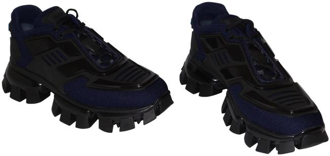 Item - Black and Blue Cloudbust Thunder Navy Sneakers Size EU 39.5 (Approx. US 9.5) Regular (M, B)