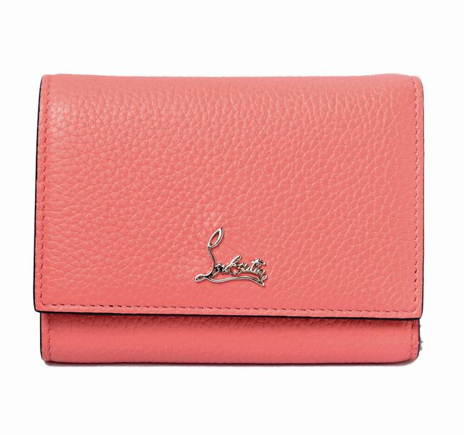 Item - Coral Pink Fold Tri-fold Compact Chalotte 3185105 Wallet