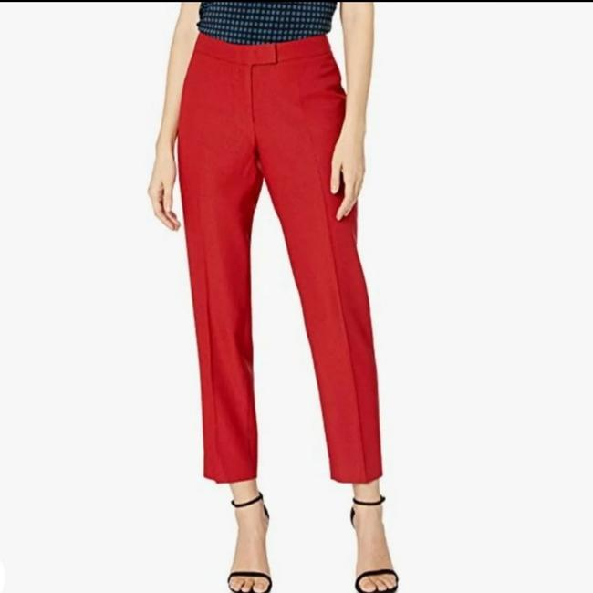 Item - Red Bowie Twill Extend Tab Pants Size 14 (L, 34)