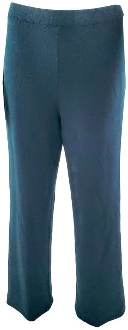 Item - Green Collection Marie Gray Elastic Waist Pull On Pants Size 6 (S, 28)