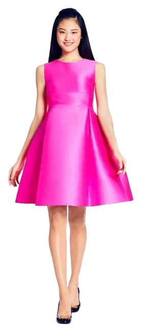 Item - Pink Cocktail/Formal/Ball Mid-length Cocktail Dress Size 4 (S)