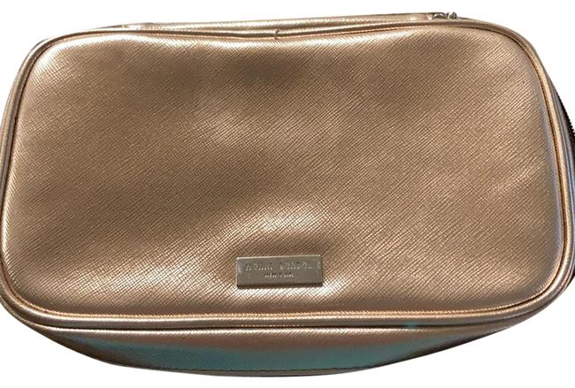 Item - Rose Gold Jewelry Case Cosmetic Bag