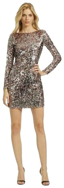 Item - Mark & James By Mini Sequin Pixie Sparkle Short Night Out Dress Size 4 (S)