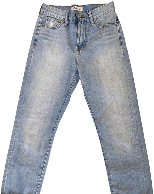 Item - Blue Light Wash Perfect Summer Relaxed Fit Jeans Size 25 (2, XS)