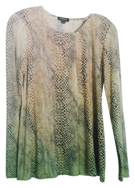 Preload https://item3.tradesy.com/images/worth-snake-skin-print-tunic-size-petite-2-xs-2847187-0-0.jpg?width=400&height=650