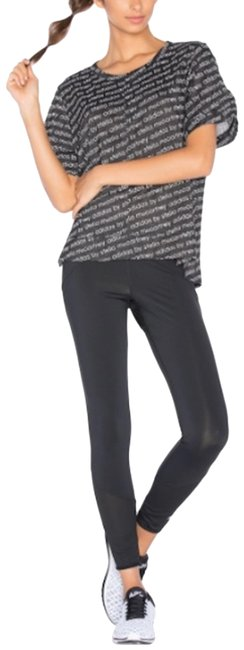 Item - Black Climacool Long Tights Activewear Bottoms Size 8 (M, 29, 30)