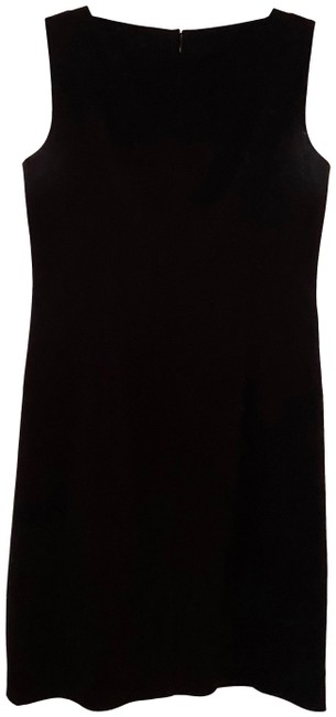 Item - Black Little Short Work/Office Dress Size Petite 4 (S)