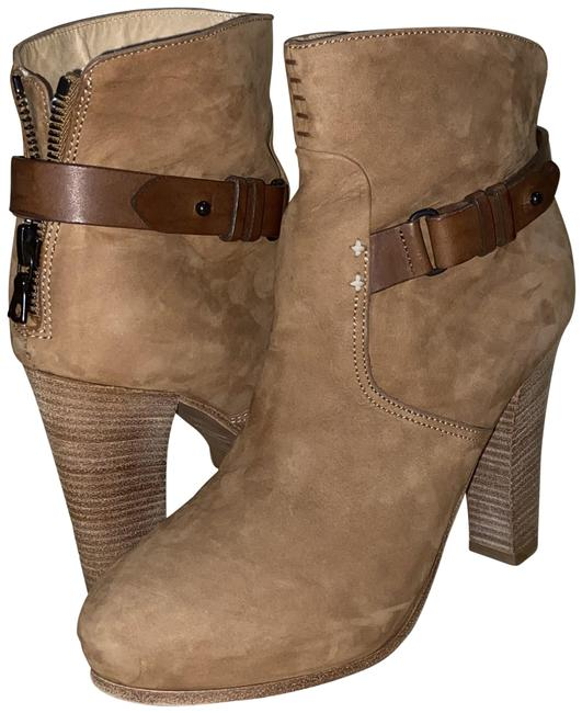 Item - Camel Brown Classic Suede Boots/Booties Size US 5 Regular (M, B)
