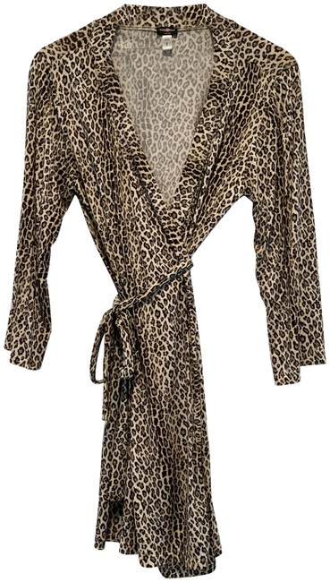 Item - Brown Cover-up/Sarong Size 8 (M)