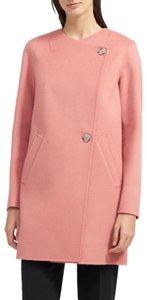 Theory Double-face Cashmere Trench Coat