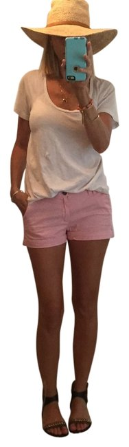 H&M Shorts Red/white