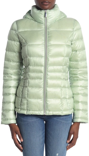 Item - Shine Mint Packable Down Filled Puffer Jacket Coat Size 2 (XS)