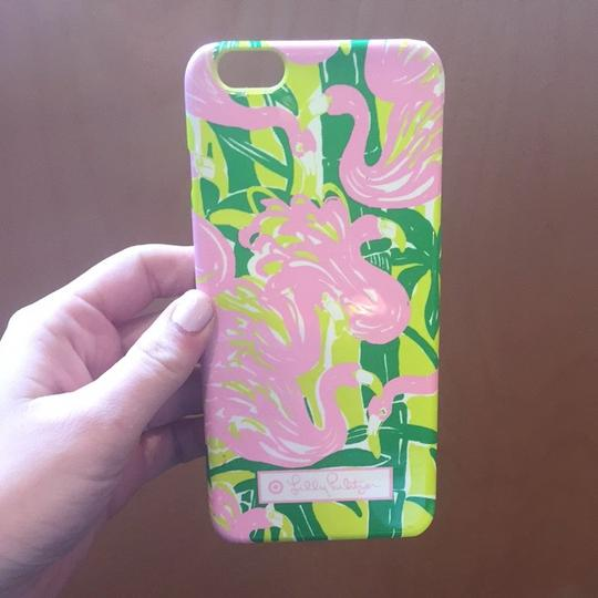 Lilly Pulitzer Lilly Pulitzer For Target Phone Case For iPhone 6+ Fan dance