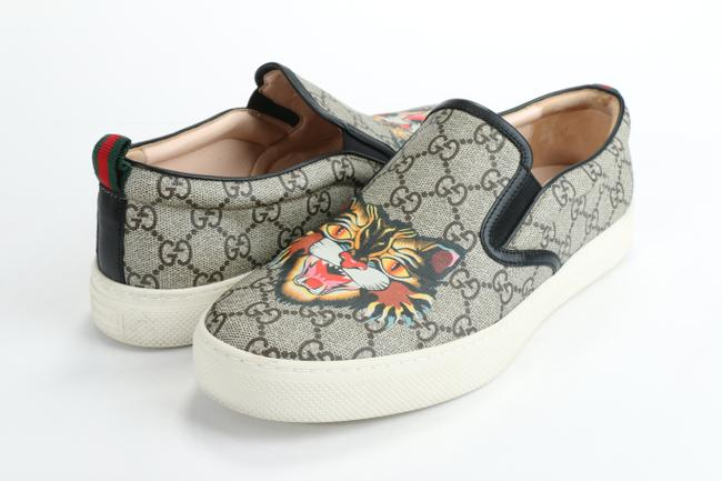 Item - Multicolor Dublin Gg Supreme Angry Cat Slip-on Sneaker Shoes