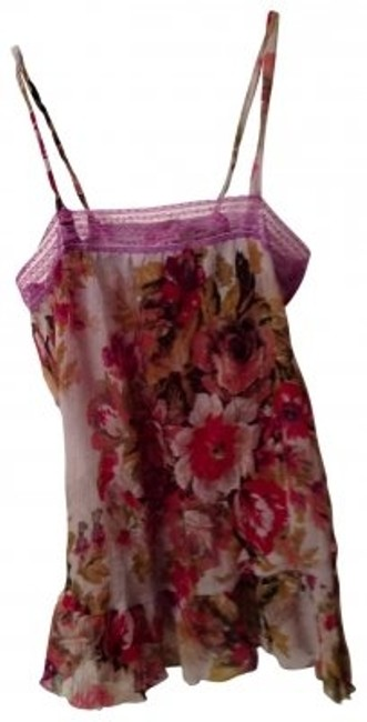 Preload https://img-static.tradesy.com/item/28480/fire-purple-lace-with-flowers-tank-topcami-size-8-m-0-0-650-650.jpg
