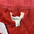 Madewell Red XL Nwot Eloise Off The Shoulder Mid-length Short Casual Dress Size 16 (XL, Plus 0x) Madewell Red XL Nwot Eloise Off The Shoulder Mid-length Short Casual Dress Size 16 (XL, Plus 0x) Image 5