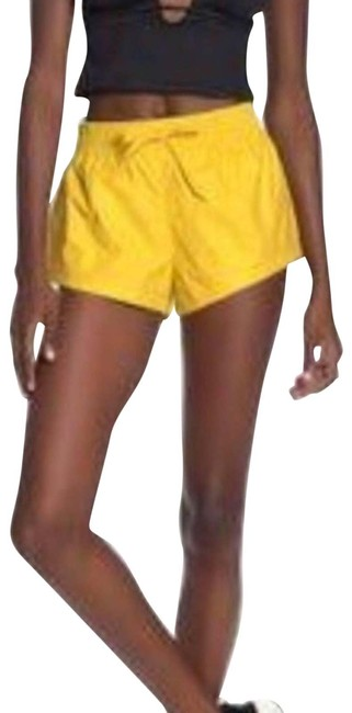 Item - Yellow XS Moonlight Reflective Shorts Size 0 (XS, 25)