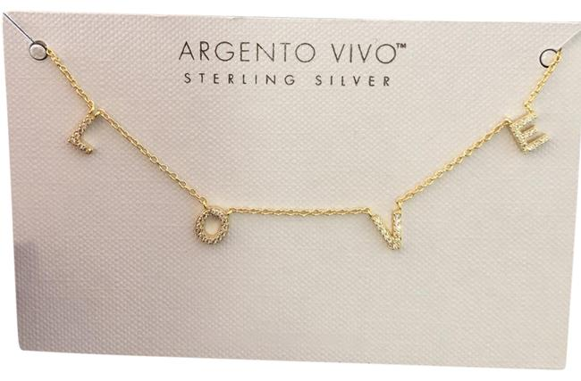 Item - Gold Love Necklace