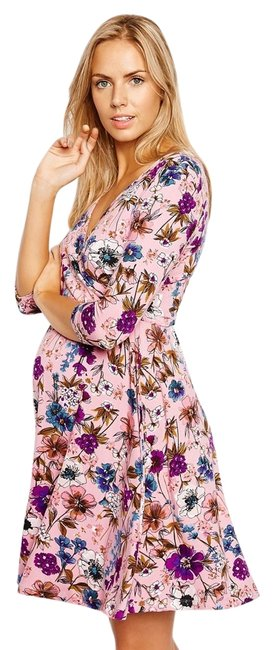 Preload https://item1.tradesy.com/images/asos-pink-maternity-casual-dress-size-2-xs-26-2848285-0-0.jpg?width=400&height=650