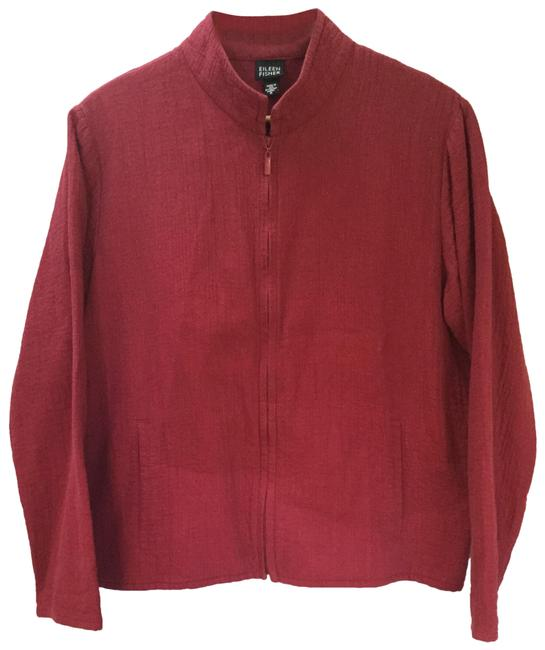Item - Red X Jacket Size 8 (M)